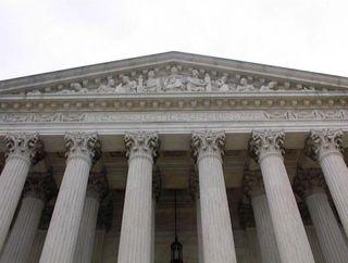 U.S. Supreme Court Creative Commons: via WikiWopBop at Wikimedia)